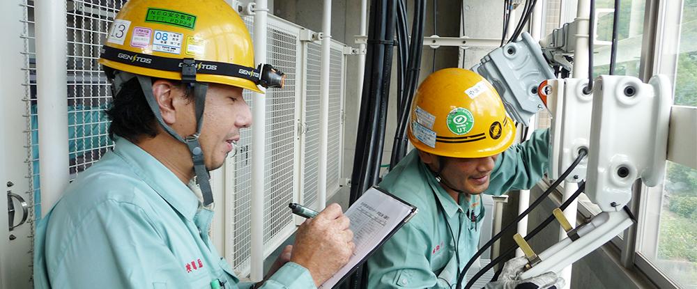 エネサーブ株式会社/電気技術スタッフ(未経験者歓迎)大手グループの総合エネルギーサービス企業/月給25万〜50万円