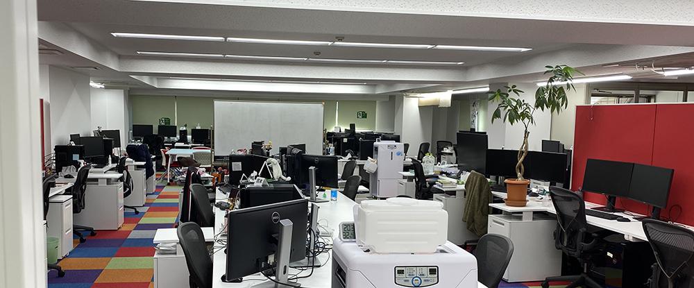 株式会社シンソフィア/3D背景デザイナー◆「かわいい」も「カッコいい」も作れる/新プロジェクトもスタート!