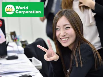 株式会社ワールドコーポレーション/スーパーゼネコンなどをはじめとする、大手クライアントのプロジェクトに携わる施工管理技士